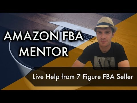Amazon FBA Mentor | One-on-One | Steps To Success Amazon Course (2018)