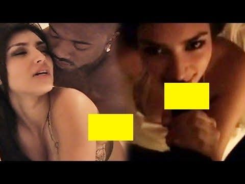 kanye west a kim kardashian sex video barbara mori porno