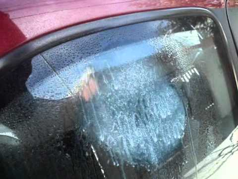 Como Pulir Parabrisas Profesionalmente How To Polish A Car Glass Youtube
