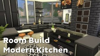 The Sims 4: Room Build - Modern Kitchen