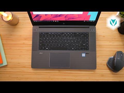 HP ZBook Studio G4 - Tiệm Cận Sự Hoàn Hảo
