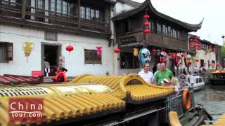 Experience Suzhou, China on an exclusive tour package with China Tour!