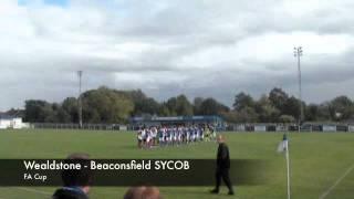 [GLI STADI DI LONDRA #11] FA CUP: Wealdstone - Beaconsfield SYCOB
