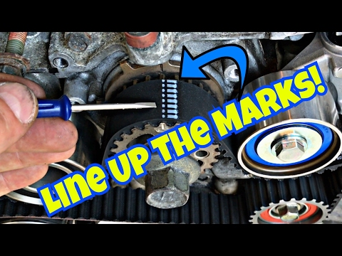 Subaru DiY | Timing Belt Kit Installation | Step-by-Step Walk Through
