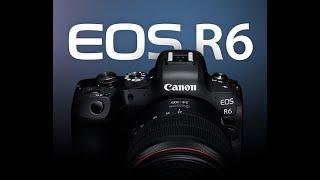 My New Camera! Canon EOS R6