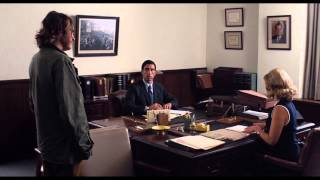 Inherent Vice I wanted to see if you were free for dinner scene