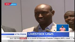Kenya's Ministry of Livestock making laws to improve the trade