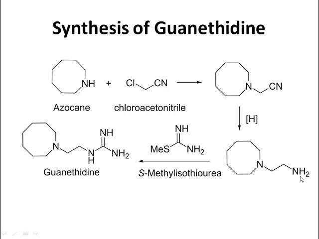 Sympatholytic Drugs (Adrenergic neuron blocking agents and β Adrenergic antagonist)