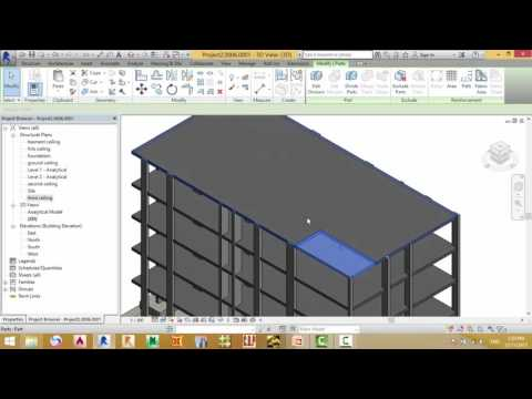 Repeat Autodesk RSA: Flat Slab by Sophea itc - You2Repeat