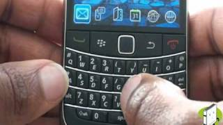 Setting up your BlackBerry Bold 9700 | The Human Manual