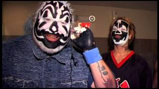 Insane Clown Posse talk about being dropped from their record label