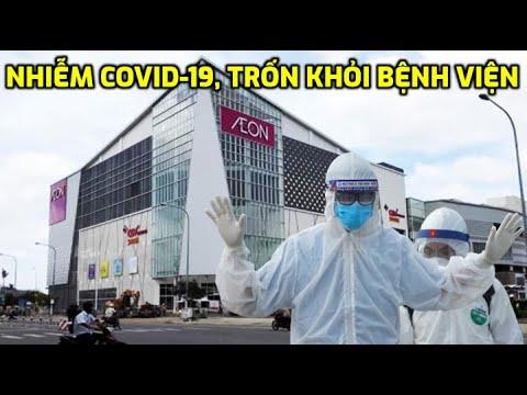 Nữ BN Covid-19 bỏ trốn khỏi BV liên tục đến Aeon Mall Bình Tân suốt 6 ngày | News Tube