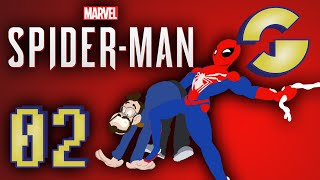 Spider-Man for PS4 02 - Retro Guardian Joe