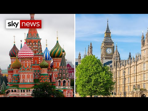 Russia report: UK Government 'didn't want to know'