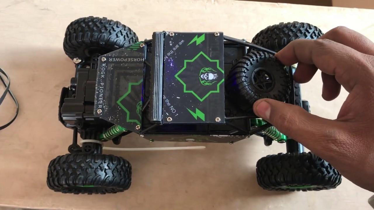 High Speed Car | Zest 4 Toyz 2.4Ghz 1/18 RC Rock Crawler Vehicle Buggy Car 4 WD Shaft Drive Remote C