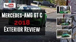 2018 Mercedes AMG GT C Exterior Review