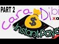(Langkah 2 : Faucet terhubung ke Xapo) Cara Menambang Bitcoin Instant Payout Ke Xapo Terbukti Legit!