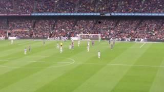 FC Barcelona gegen Real Sociedad 3:2 Part 8