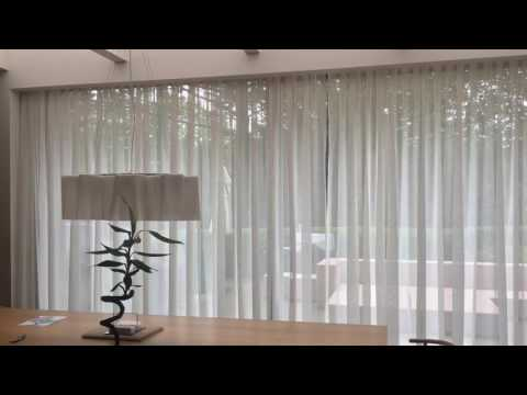 Contemporary Drapery And Blinds