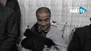 Bahar Kalkanı Gazisi, Memleketi Besni'ye Getirildi