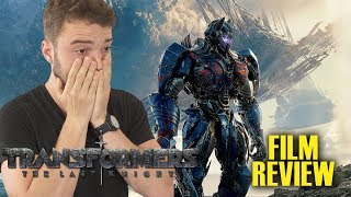 Transformers 5 The Last Knight  Kritik  Review