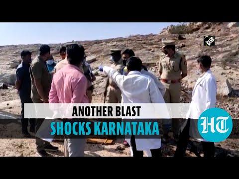 Karnataka: 6 killed while trying to dispose of explosives in Chikkaballapur