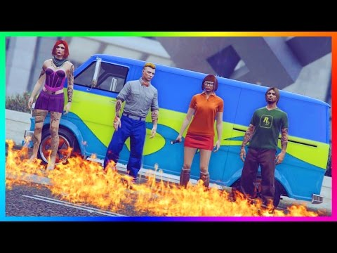 GTA ONLINE NEW DLC CONTENT - $500,000 GIVEAWAY, SECRET MYSTERY MACHINE, EXTREME CHALLENGES & MORE!