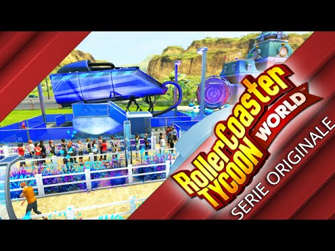 ROLLER COASTER TYCOON WORLD [FR] - EPISODE 1 - SERIE ORIGINALE