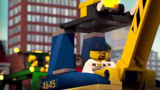 Лего Сити Город - водное ограбление банка (Lego City - Лего Город)