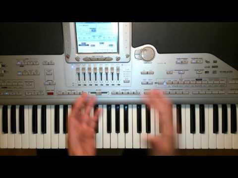 Org Dersi -  Düğünlerde çalınan Şarkılar - Müzik sıralama tekniği