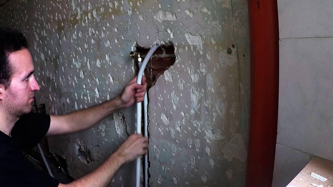 POSARE INSTALLARE TUBI MULTISTRATO E RACCORDI PER