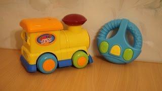 Обзор игрушки baby Go/Winfun
