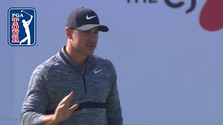 Brooks Koepka Highlights | Round 2 | THE CJ CUP 2018