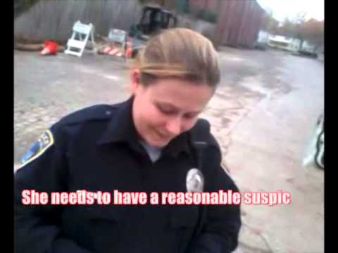 Ohio Cop Tells Man is Illegal to Record her in Public