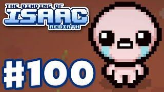 The Binding of Isaac: Rebirth - Gameplay Walkthrough Part 100 - BASEMENT Seed! (PC)