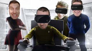 ZAŁOGA CHAOSU | STAR TREK: BRIDGE CREW VR #1