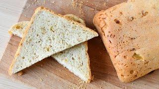 Луковый хлеб ☆ Обзор хлебопечки Gemlux ☆ Onion bread