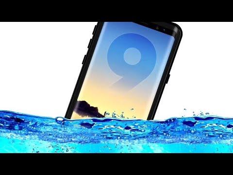 buy popular 0976f 88e95 Test waterproof Galaxy samsung Note 9 - under water case