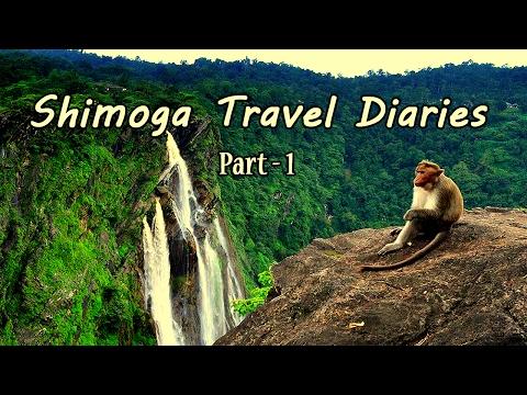 Shimoga Travel Diaries   Part 1   Travel vLog