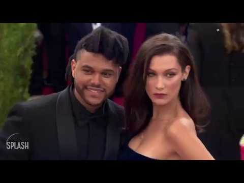 Bella Hadid and The Weeknd kiss in Cannes | Daily Celebrity News | Splash TV