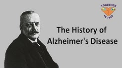 History of Alzheimers Disease