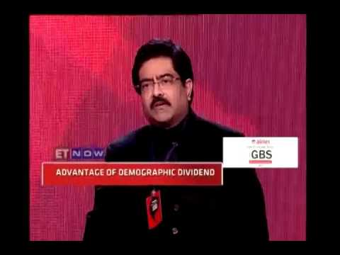 Kumar Mangalam Birla - ET GBS