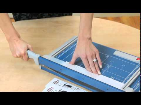Dahle 560 Professional Guillotine cutter