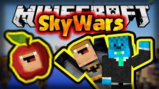 Minecraft: DAJ JABUKU DA SE UPOZNAMO | Sky Wars (ft. MarkoKOFS)