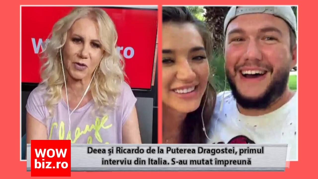 Deea si Ricardo de la