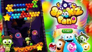 Spookiz Pang: ตัวอย่างเกม! 👾 | ตัวอย่างเกมเพลย์อย่างเป็นทางการ | Spookiz