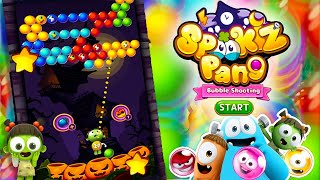 Spookiz Pang:ゲームの予告編! 👾|公式ゲームプレイトレーラー|スプーキッズ