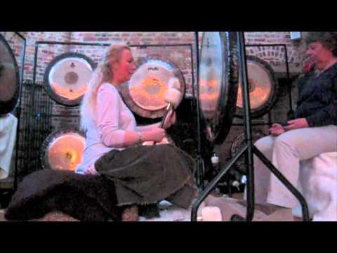 Sound Healing - Gong Bath - Sheila Whittaker, Gong Master