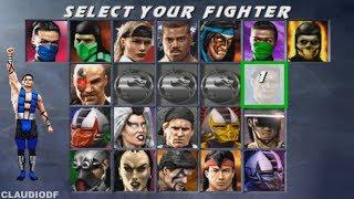 Ultimate Mortal Kombat 3 (Arcade) - SUB-ZERO - (TORRE MASTER)【TAS】