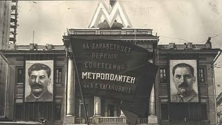 Речь Сталина на открытии Московского Метро 1935 / Stalin's speech at the opening of the Moscow Metro